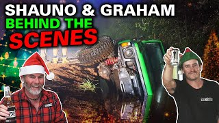 2020 BEST 4WD FAILS & MOMENTS - What REALLY happens behind the scenes! The Shed Ep 15 XMAS Special