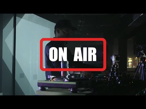Jimmy Edgar - DJAV Set LIVE: ON AIR