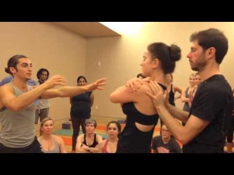 Handstand Workshop with Matt Giordano Sept 30