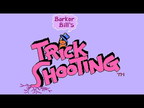 High Score - Barker Bill's Trick Shooting
