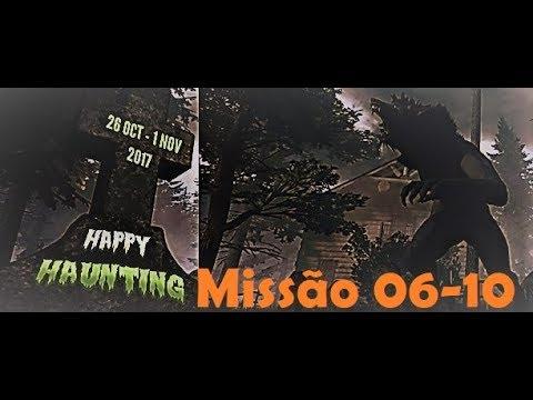 TheHunter EliteBrasil - MISSÃO HALLOWEEN 2017 - Descent into Darkness 06-10