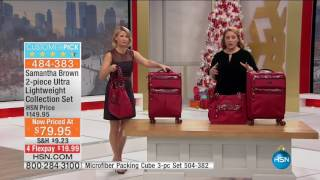 HSN | Samantha Brown Holiday Travel 12.11.2016 - 02 AM