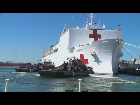 Navy considers retiring hospital ship