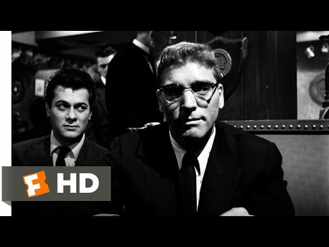 Sweet Smell of Success 211 Movie   J.J.'s Table 1957 HD