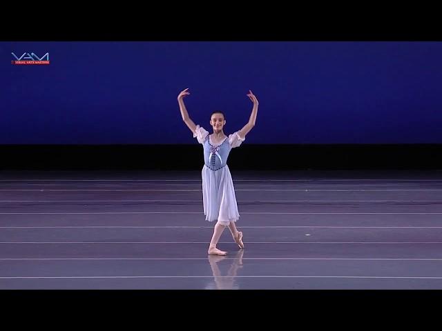 Juliana Bellissimo (15) Giselle Variation YAGP 2018