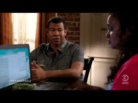 Key and Peele  Clear History