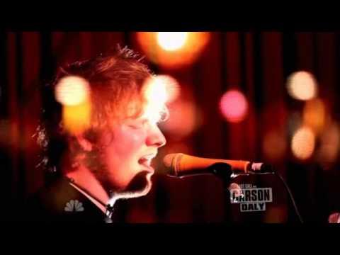 Ed Sheeran's - US TV Debut 08/02/12