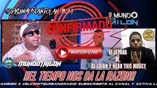 BAD BUNNY -  CONFIRMA Ya NO esta en Hear This Music - !!EL TIEMPO NOS DA LA RAZON!!