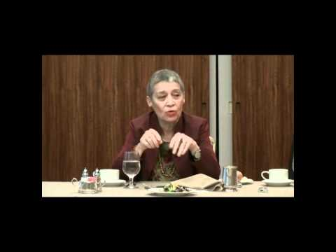 During  UNGA, Former Israeli Ambassador to UN Gabriela Shalev Meets Reporters in New York