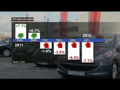 Struggling carmakers want Europe-wide overcapacity fix