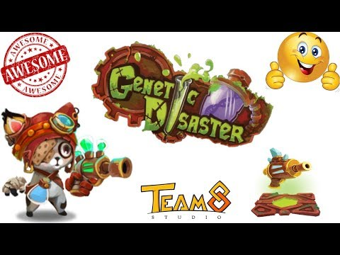 Genetic Disaster EA Review - It's Party Time!