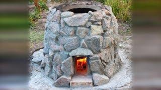 Tandoori. Tandoor oven DIY. Experience using 4 years.