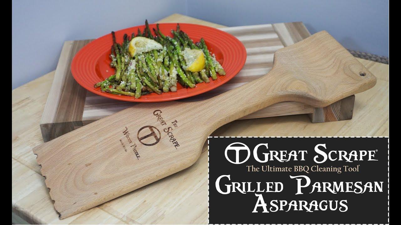 Parmesan Grilled Asparagus