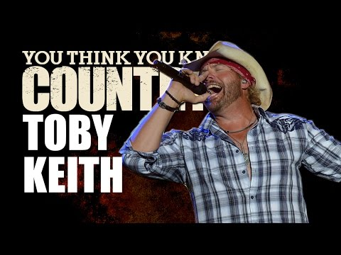 Toby Keith - You Think You Know Country?