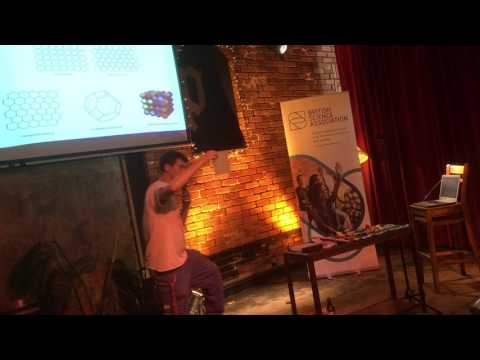 Science Cafe Cardiff 20 June 2017