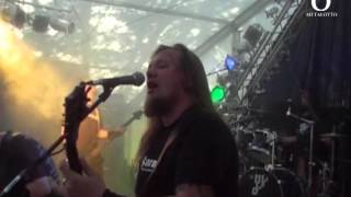 COMMANDER - Trust In Man live @ Chronical Moshers Open Air 2009