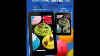 Новый планшет Asus memo pad 7