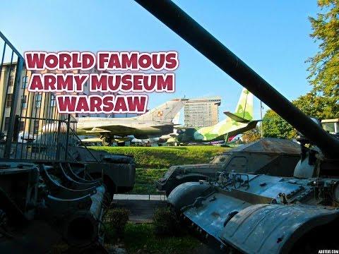 POLISH ARMY MUSEUM WARSAW HD (MUZEUM WOJSKA POLSKIEGO)