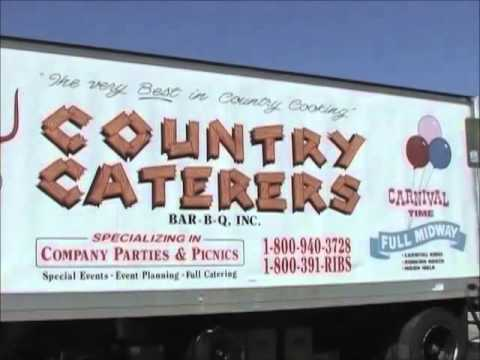 Country Caterers Promo