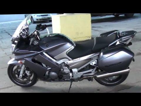 Безупречный FJR1300AS из Японии. Этому мотоциклу 14 лет!