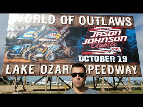Jason Johnson Classic (October 19, 2019) World Of Outlaws Lake Ozark Speedway