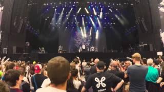 Enter Shikari - The Appeal & The Mindsweep I (Live at Rock Werchter 2015)