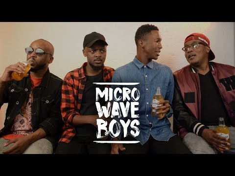 MicroWave Boys EP53: Pay Papgeld, AKA WWE, Cheating GF T-Shirt, 1 Million Chickens