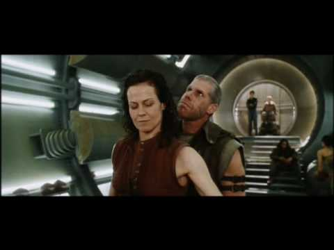 Alien: Resurrection  'Give me the ball'