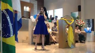 Michely Manuely - Aleluia (improviso)