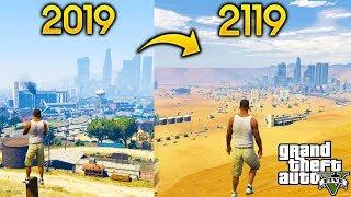 ¿Que Pasa Si Viajamos 100 Años al Futuro en GTA 5?