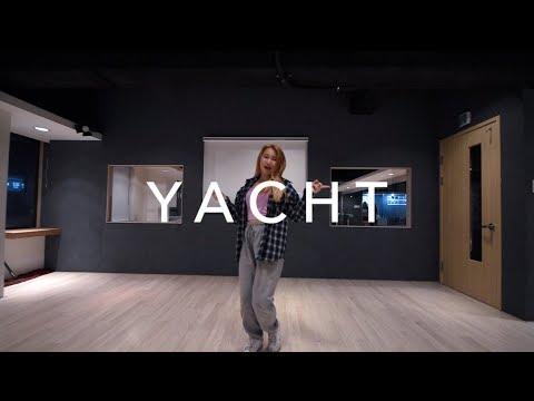 Yacht (feat. Sik-K) - JAY PARK | MinJi Dance Cover | Kpop