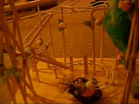 how to build copper wire roller coaster