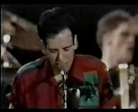 The Clash Im So Bored With The Usatrain In Vain Live Youtube