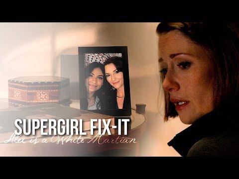 Supergirl | Alex & Maggie | Season 3,4,5 Fix-It (AU)