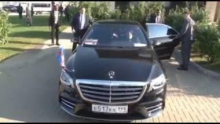 Séjour du président de la RdCongo en Russie