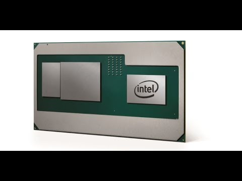 Intel will ship processors with integrated AMD graphics and memory