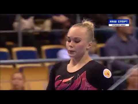 CoP 201720: Angelina Melnikova UB 2018 AA Russian Champs