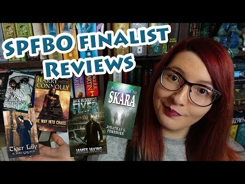 #SPFBO Finalist Reviews | Tiger Lily | Pilgrimage to Skara | Jack Bloodfist | The Way Into Chaos | C