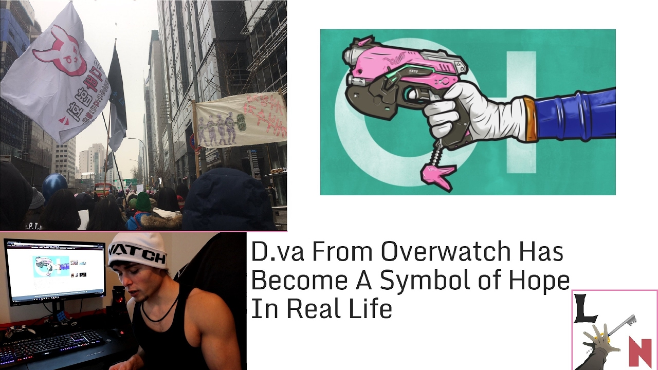 D is a symbol of hope in real life south korea protests youtube d is a symbol of hope in real life south korea protests buycottarizona Image collections