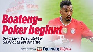 Bei diesem Verein steht Jérome Boateng oben auf der Liste | Englische Woche