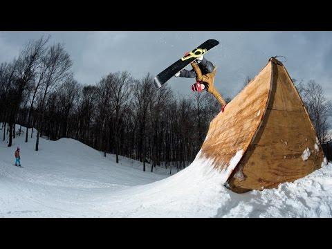 Park Sessions: Carinthia, Mount Snow, Vermont | TransWorld SNOWboarding