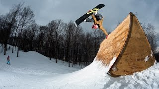Park Sessions: Carinthia, Mount Snow, Vermont | TransWorld SNOWboarding