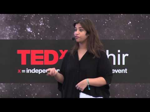 The Birds & the Bees, Biomimicry, Innovation & the Power of Collaboration | Noof Khonji | TEDxSakhir