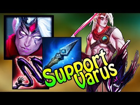 VARUS SUPPORT, Anti-Meta Pick funktioniert gut wie MISS FORTUNE