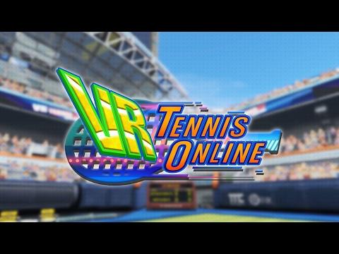 「VR Tennis Online」プロモーションムービー