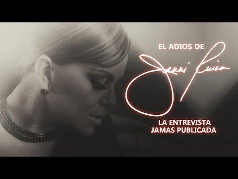 LA ENTREVISTA JAMAS PUBLICADA  EL ADIOS DE JENNI RIVERA (PEPE'S OFFICE)
