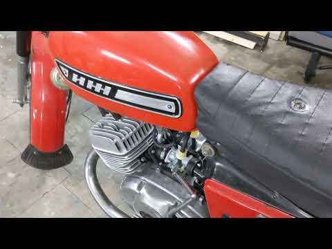 Форсированный двигатель Иж Юпитер 5