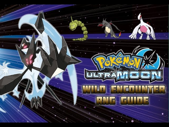 Wild Pokemon RNG Guide - Pokemon Ultra Moon