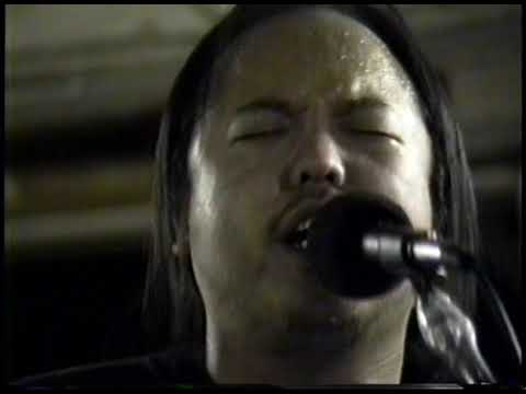 J Church live 1993 in Columbia SC at the Huger Street Warehouse
