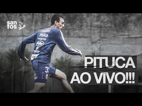 DIEGO PITUCA | COLETIVA AO VIVO (24/07/19)